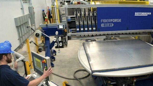 Alfond manufacturing lab